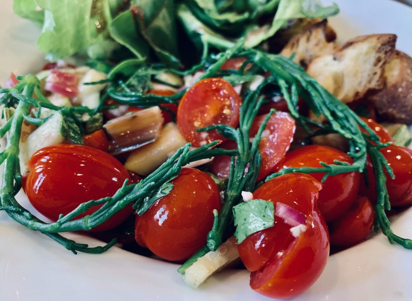 Farmer's Market Fattoush Salad
