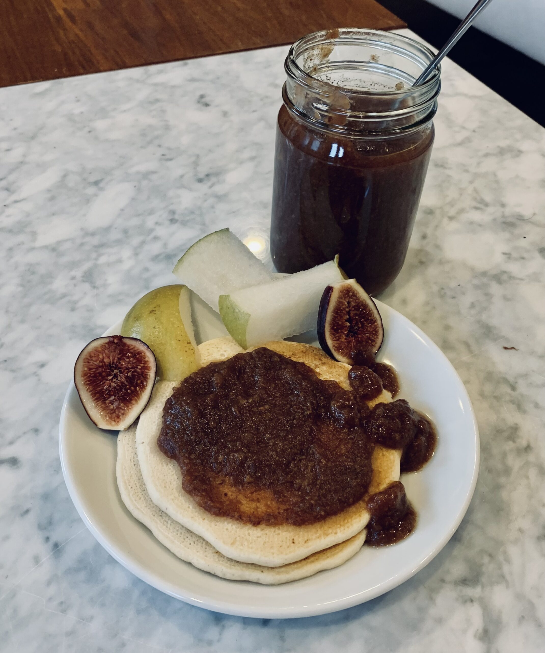 Spiced Pear Butter
