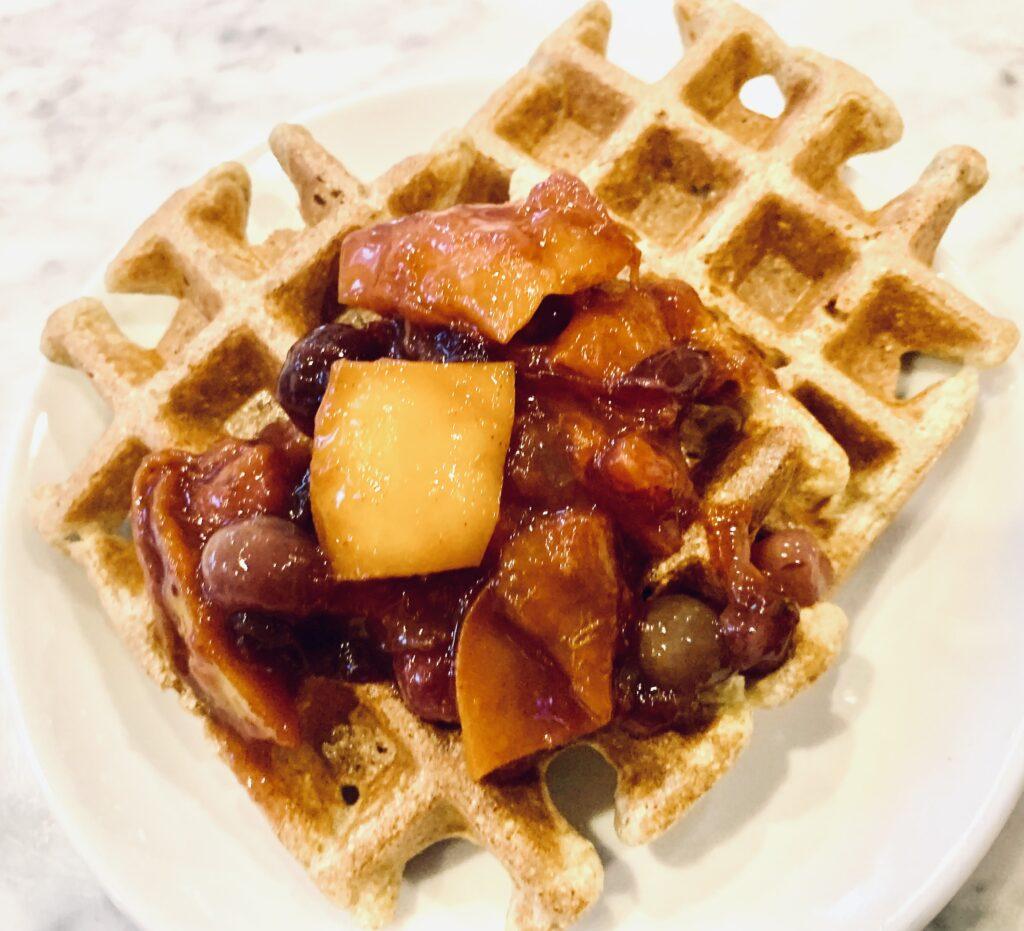 Gluten Free Whole Grain waffles